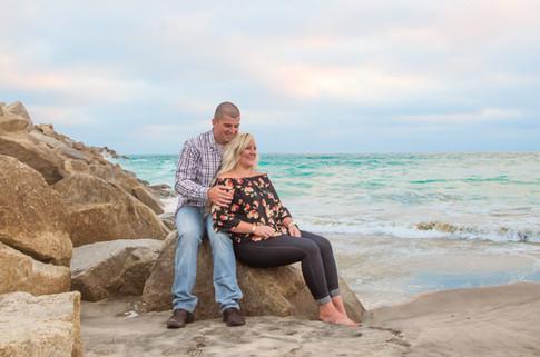 Del Mar Couples Session