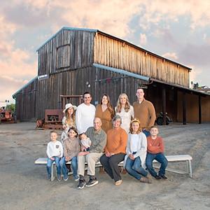 The Rhoades Family