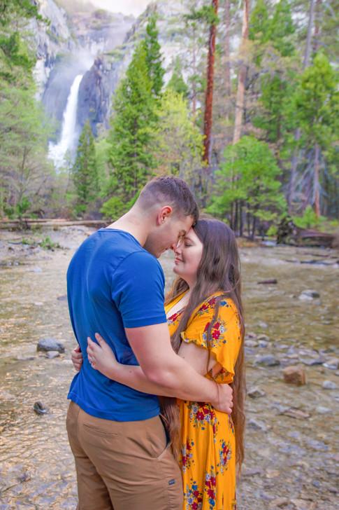 Yosemity Couples Session