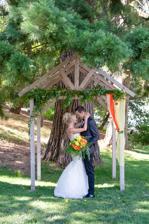 San Moritz Lodge Wedding