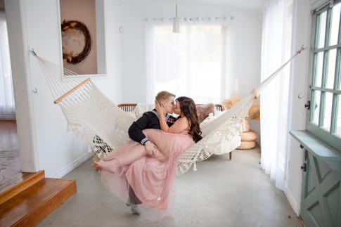 The Nest Couple Session