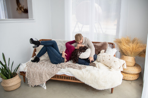 The Nest Couples Session