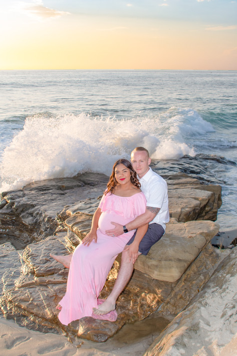 Windnsea Maternity Session