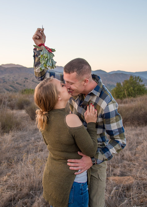 Fallbrook Engagement Session