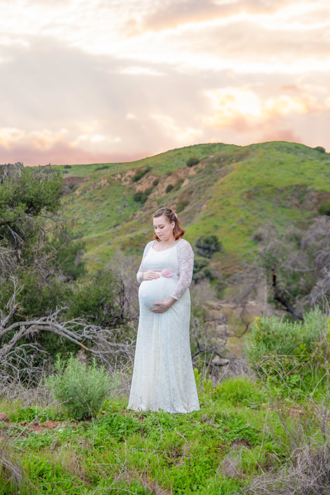 Fallbrook Maternity Session
