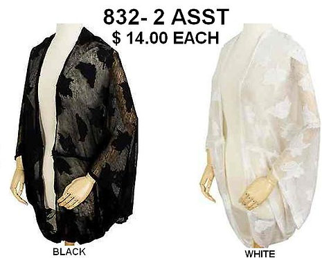 832-2 ASST VEST