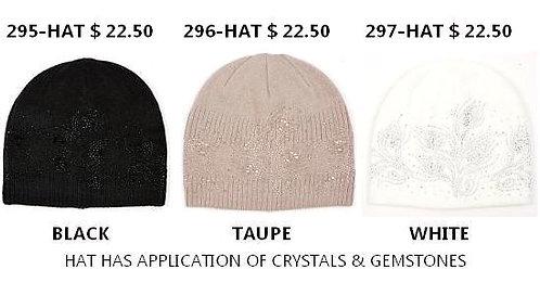 295-HAT 296-HAT 297-HAT