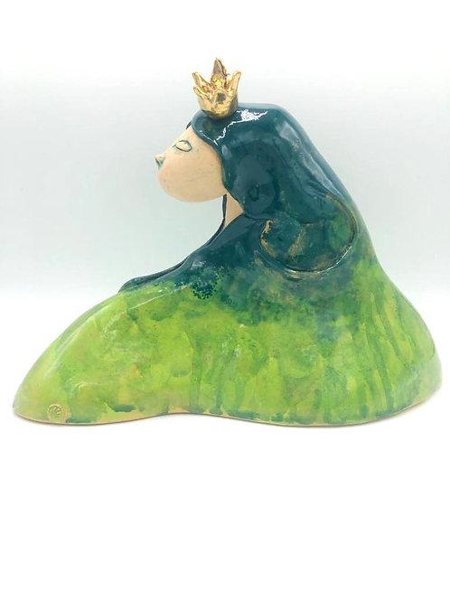 Treasure Box Princess groen