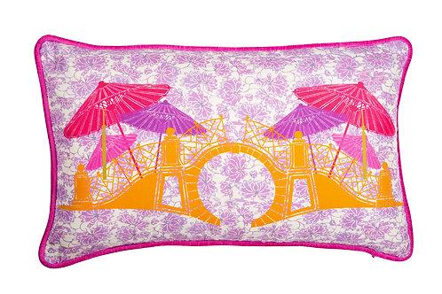 Bivain Kyoto Silk Cushion