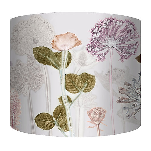 Gillian Arnold - Bridal Bouquet | Green & White Lamp Shade For The Home