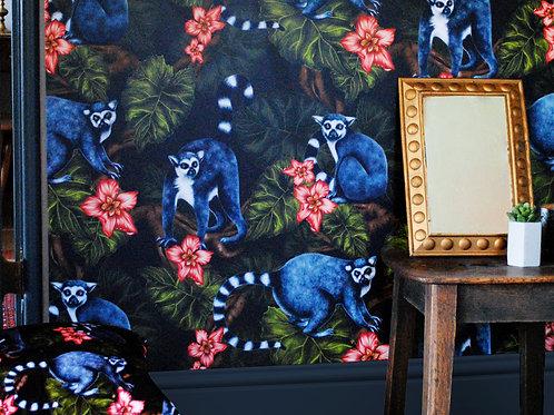 Charlotte Jade Midnight Madagascar Wallpaper