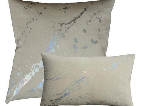Aviva Stanoff Mod Art in Constellation in AB on Canvas Cushion