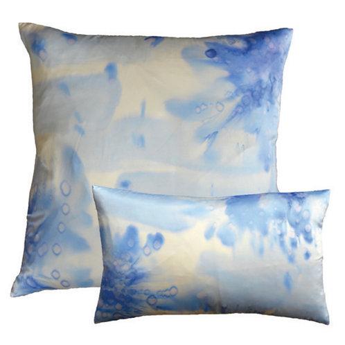 Aviva Stanoff Stardust in Azure Cushion