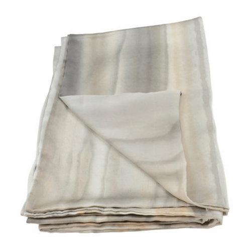 Aviva Stanoff Gravity in Borealis in Smoky Quartz Cushion