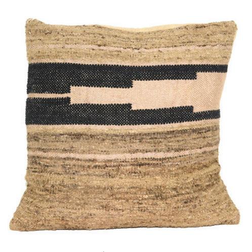 Aviva Stanoff Wild Silk in Arrow Cushion