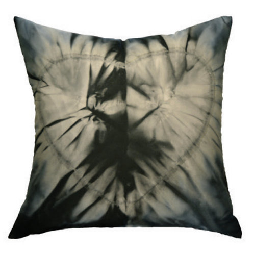 Aviva Stanoff One Love in Onyx Cushion