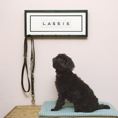 Vintage Playing Cards - Dog Lead Rack - Personalised