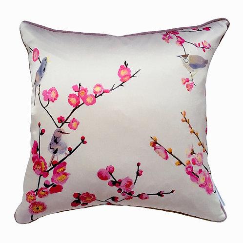 Katie Victoria Brown - Oriental Birds and Blossoms