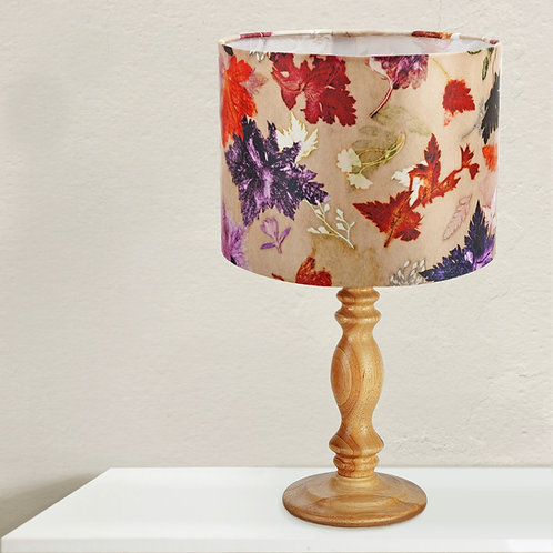 Gillian Arnold - Autumn Flurry | Orange & Brown Light Shade For The Home