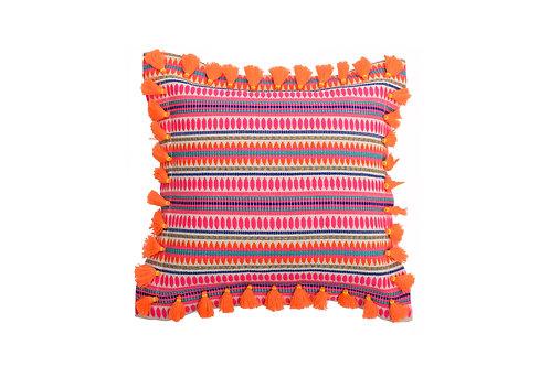 Bivain Bedawi Neon Cotton Cushion