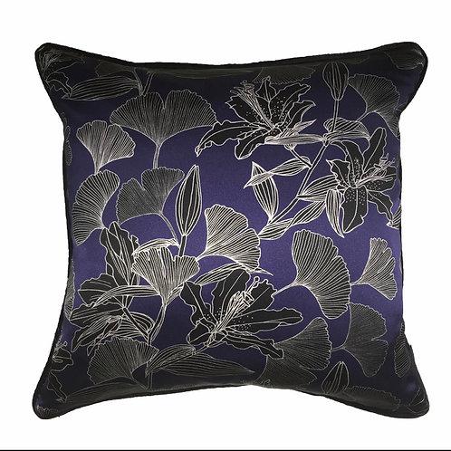 Katie Victoria Brown - Lilies & Ginkgo Leaves