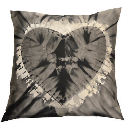 Aviva Stanoff One Love in Carbon Sparkle Cushion