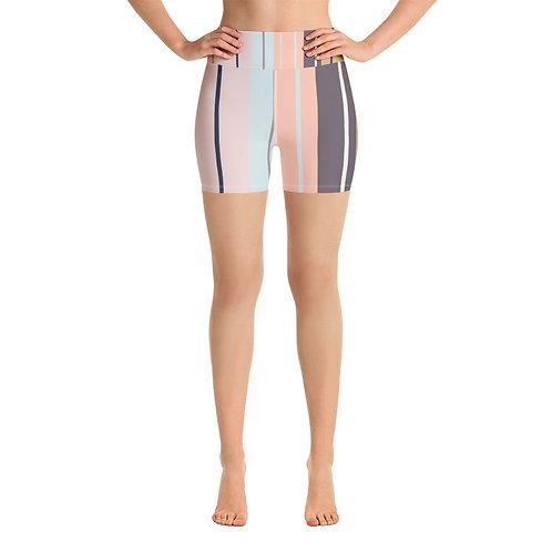 Rebecca J Mills Yoga Shorts - Simply