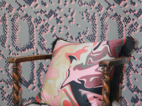 Rebecca J Mills Design - Melt - Cushion