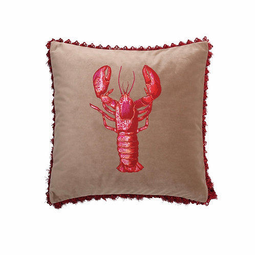 Bivain Langosta Velvet Cushion