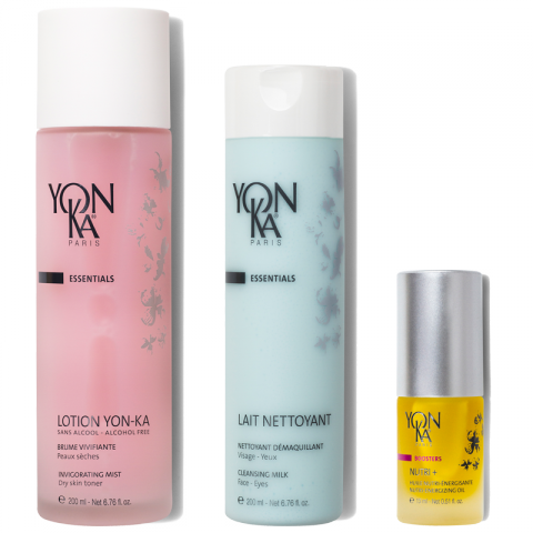 Hydrating Relief Trio