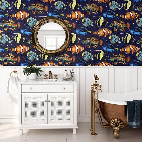 Charlotte Jade Into The Deep Wallpaper