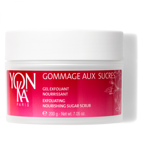 Gommage Sucre Jasmine - Exfoliating, Nourishing Sugar Body Scrub