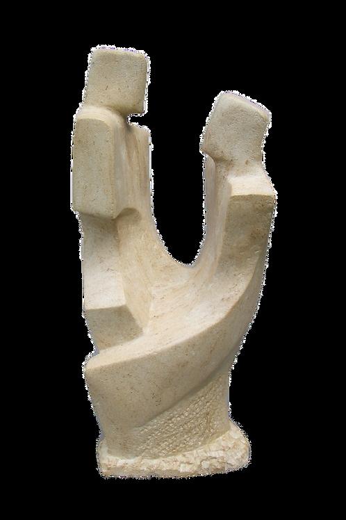 John Brown Liason II Interior Sculpture