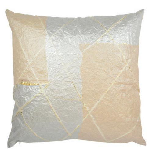 Aviva Stanoff Exotics Tissue Silk in Drift Cushion