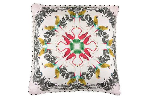 Bivain Paradise Large Silk Cushion