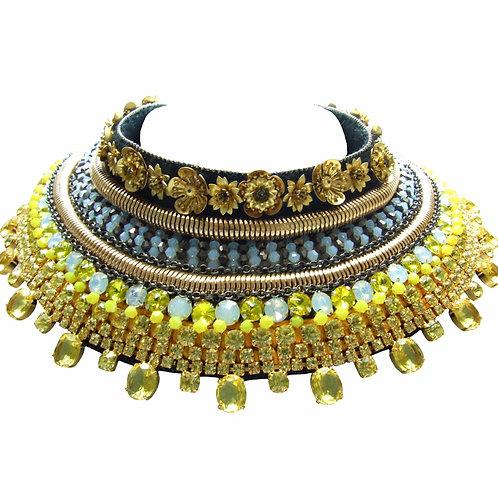 Atlantis Collar by Jolita