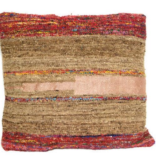 Aviva Stanoff Wild Silk in Sari Cushion