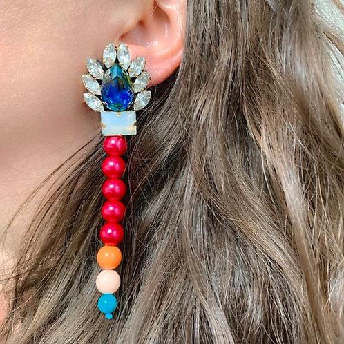 Alaya Earrings by Jolita