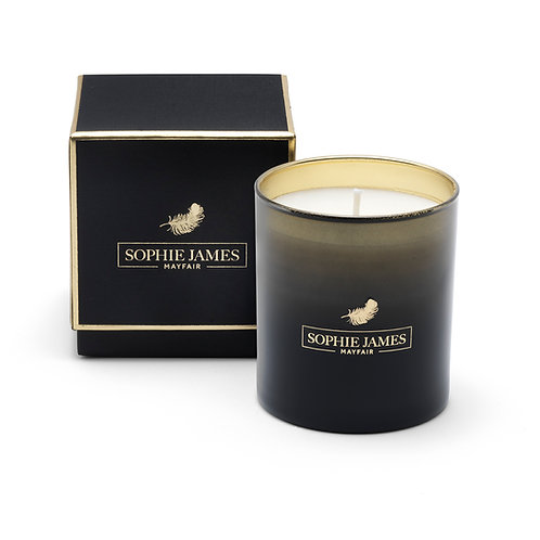 Sophie James Mayfair Candle - The Feather