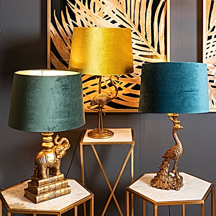 Velvey Table Lamps