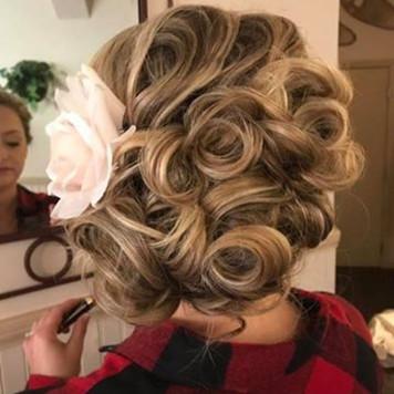 Weddings ! #weddinghairstyle #hairbyme #