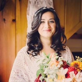 One of my beautiful _bearmtninnme brides