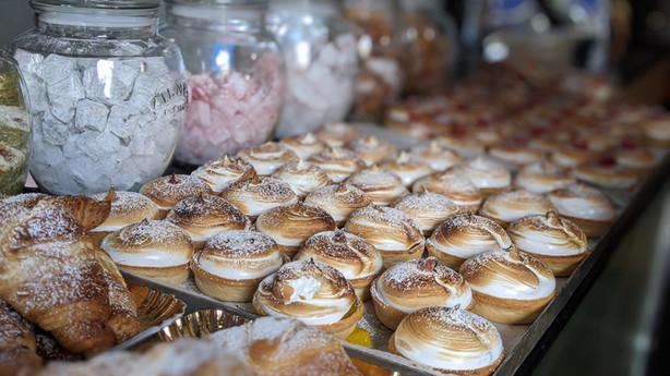 Lemon meringue pie anyone_ Or Turkish de