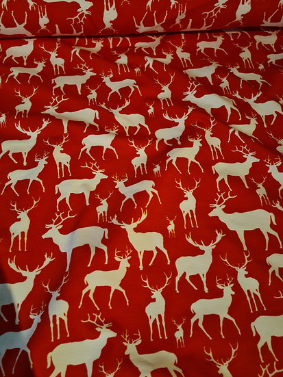Christmas Jersey reindeer