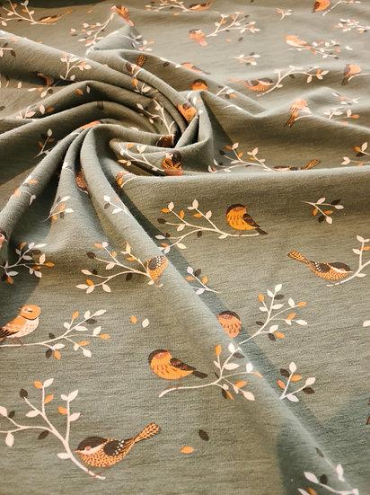Little Birds -Grey