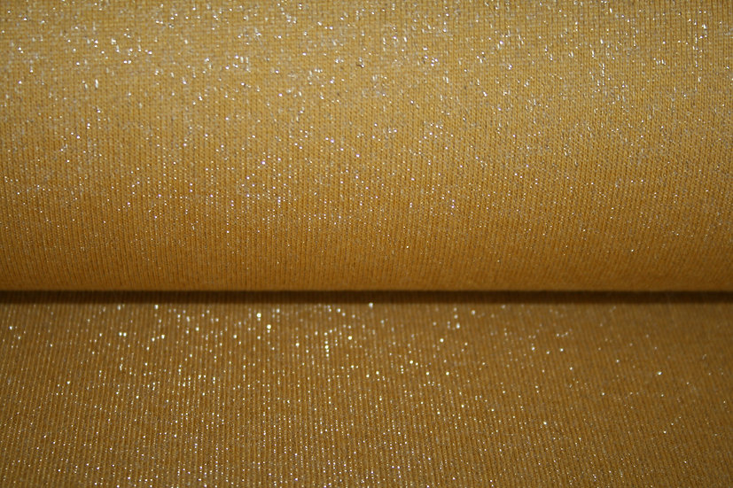 Sparkle French Terry (Ochre)