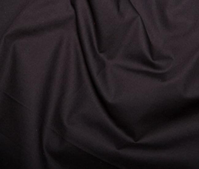 100% Cotton -Black