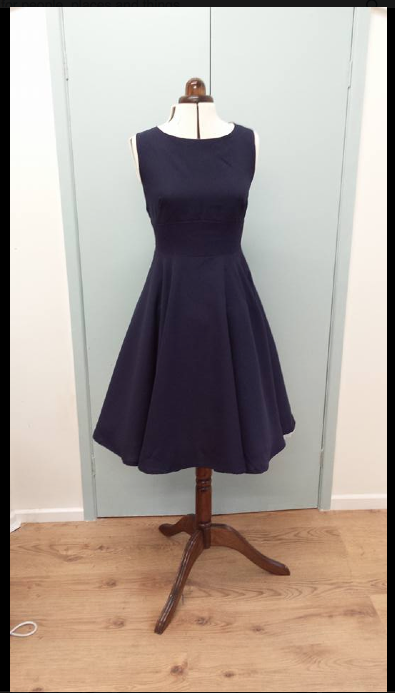 The audrey dress workshop