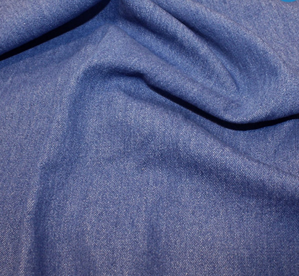 Denim 8oz : medium blue