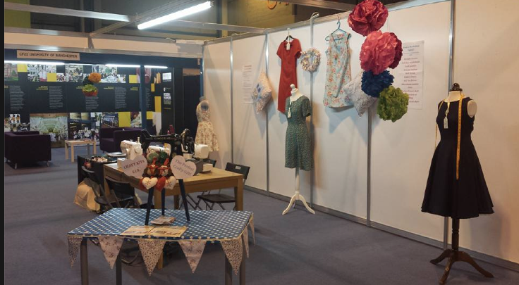 Sew with Holly at the clothes show
